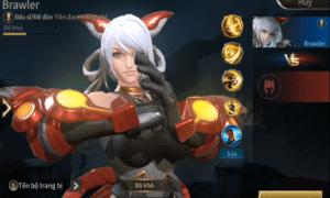 AOV New Warrior Beautiful Hero
