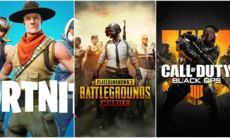 Best Battle Royale 5 Games