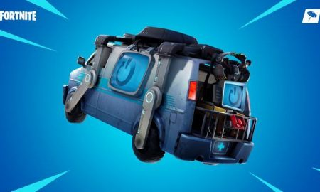 Epic Fortnite Update 8.30