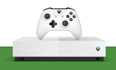 Microsoft launches Xbox One S