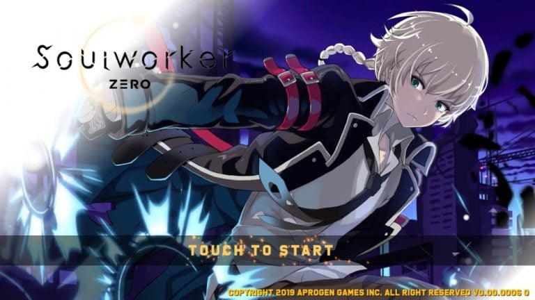 Soulworker Mobile Version enters Closed-Beta Stage in Korea