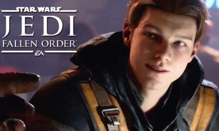 Star Wars Jedi Fallen