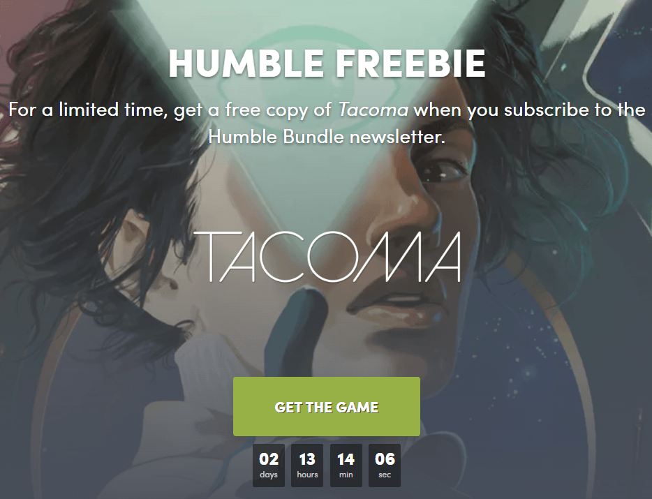 TACOMA Free