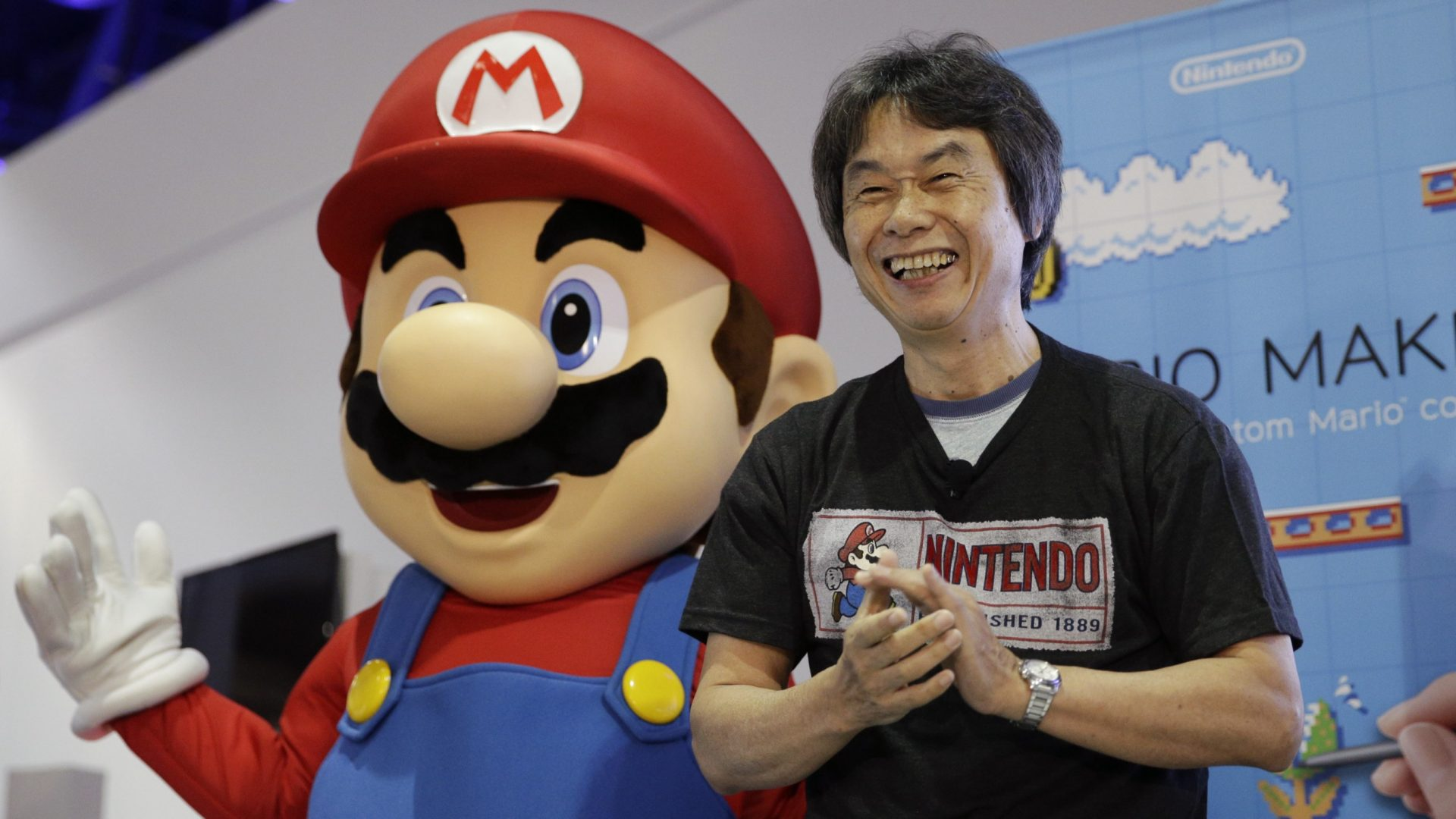 Creator Mario reveals In fact he was only a young man at the age of 20
