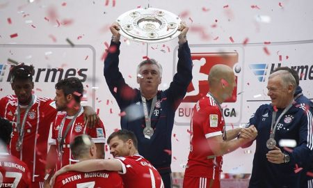 Bayern Munich pocketed the German Cup title also