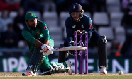 Pakistan Vs England: 06/48 ODI 19 May 2019 LIVE