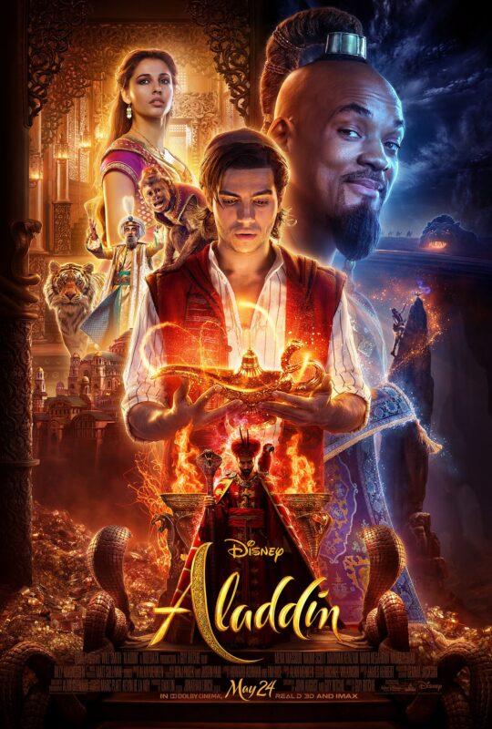 Aladdin 2019 Hollywood