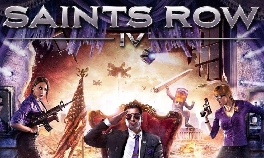Saints Row 4 Full Version Free Download