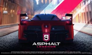 Asphalt 9 PC Full Version Free Download