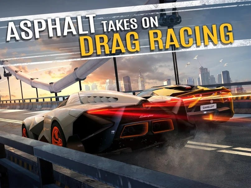 Asphalt Street Storm Racing Android WORKING Mod APK Download 2019