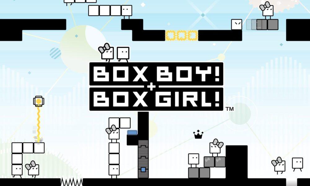 BOXBOY! + BOXGIRL! Full Version Free Download