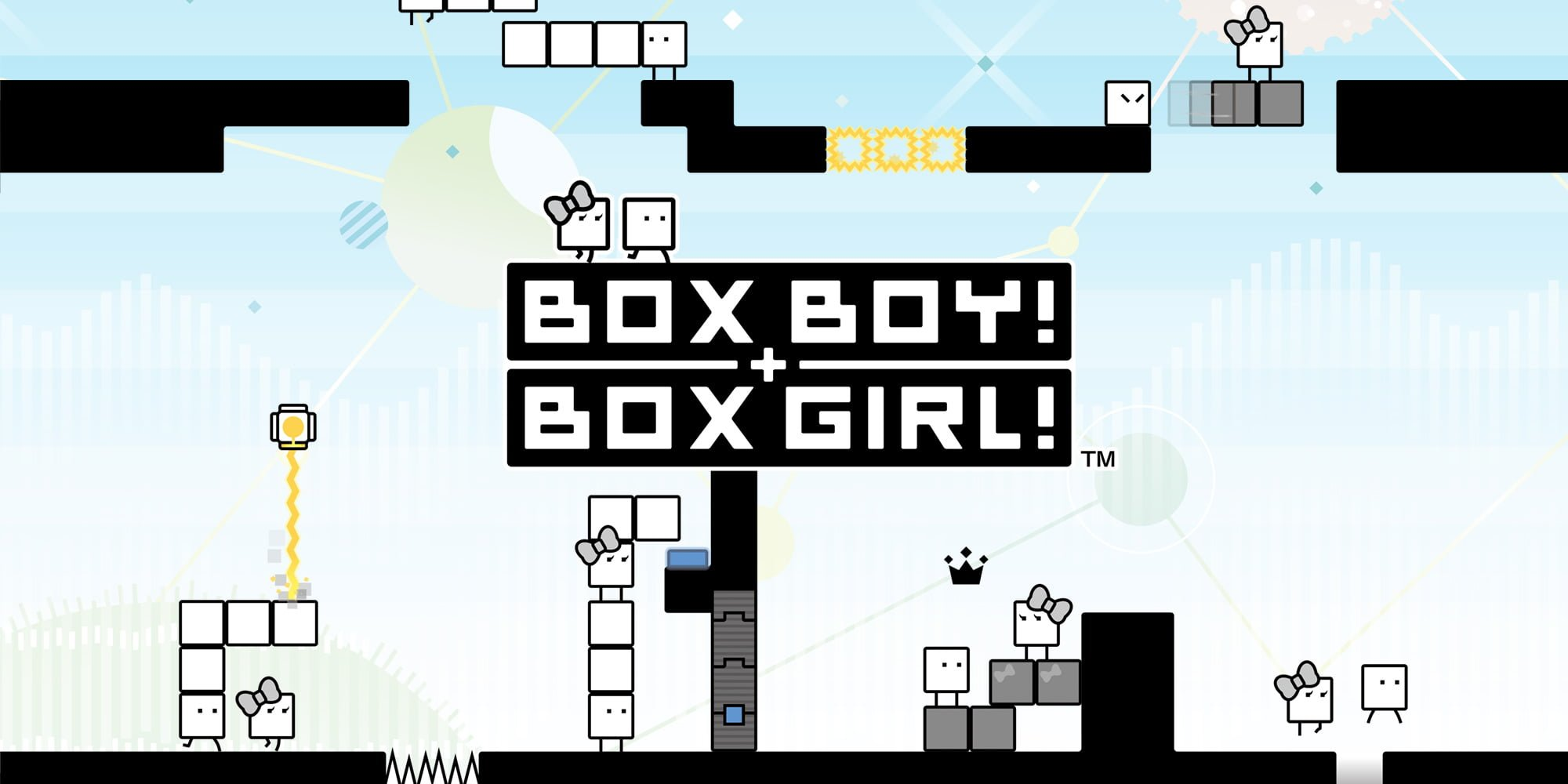 BOXBOY! + BOXGIRL! Full Version Free Download