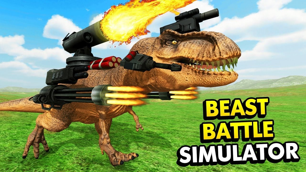 beast battle simulator free to play