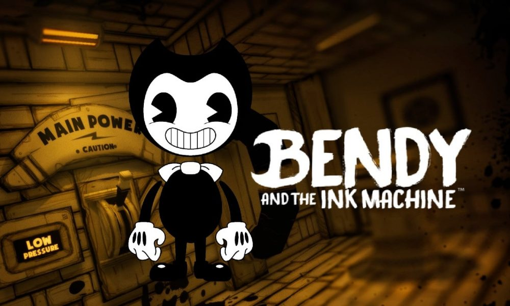 PC - Bendy and the Ink Machine - SaveGame.Pro