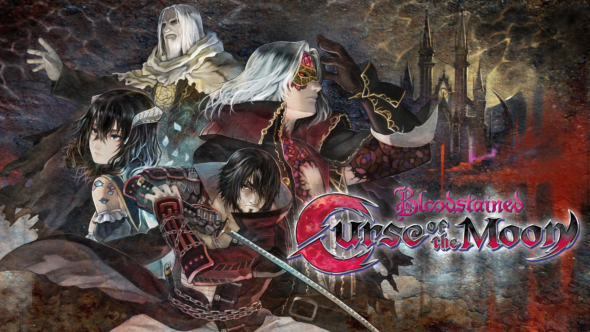 Bloodstained Curse of the Moon Full Version Free Download