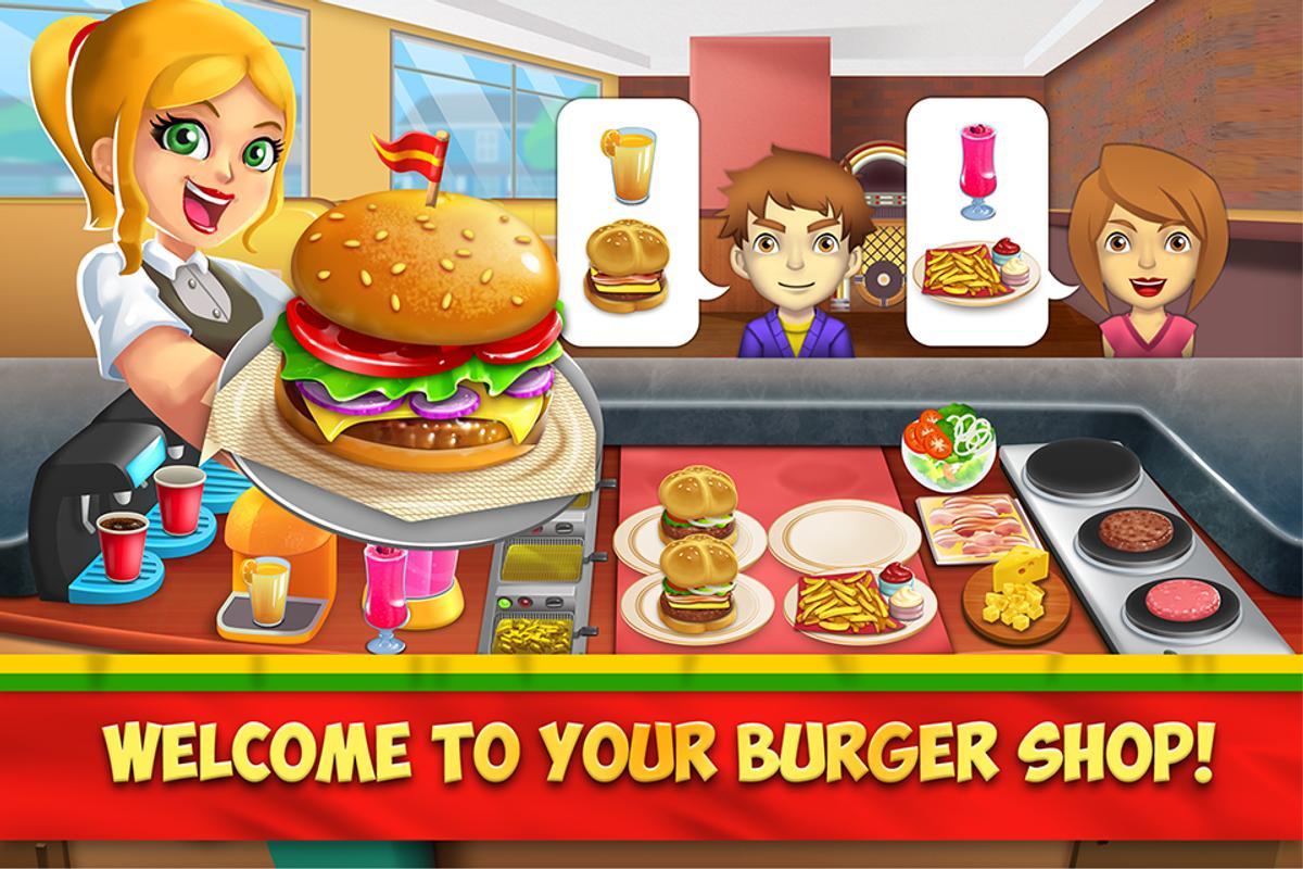 Burger Shop 2 Full Version Free Download
