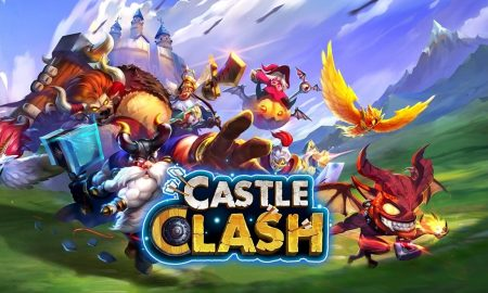 Castle Clash Brave Squads Android Full Version Free Download