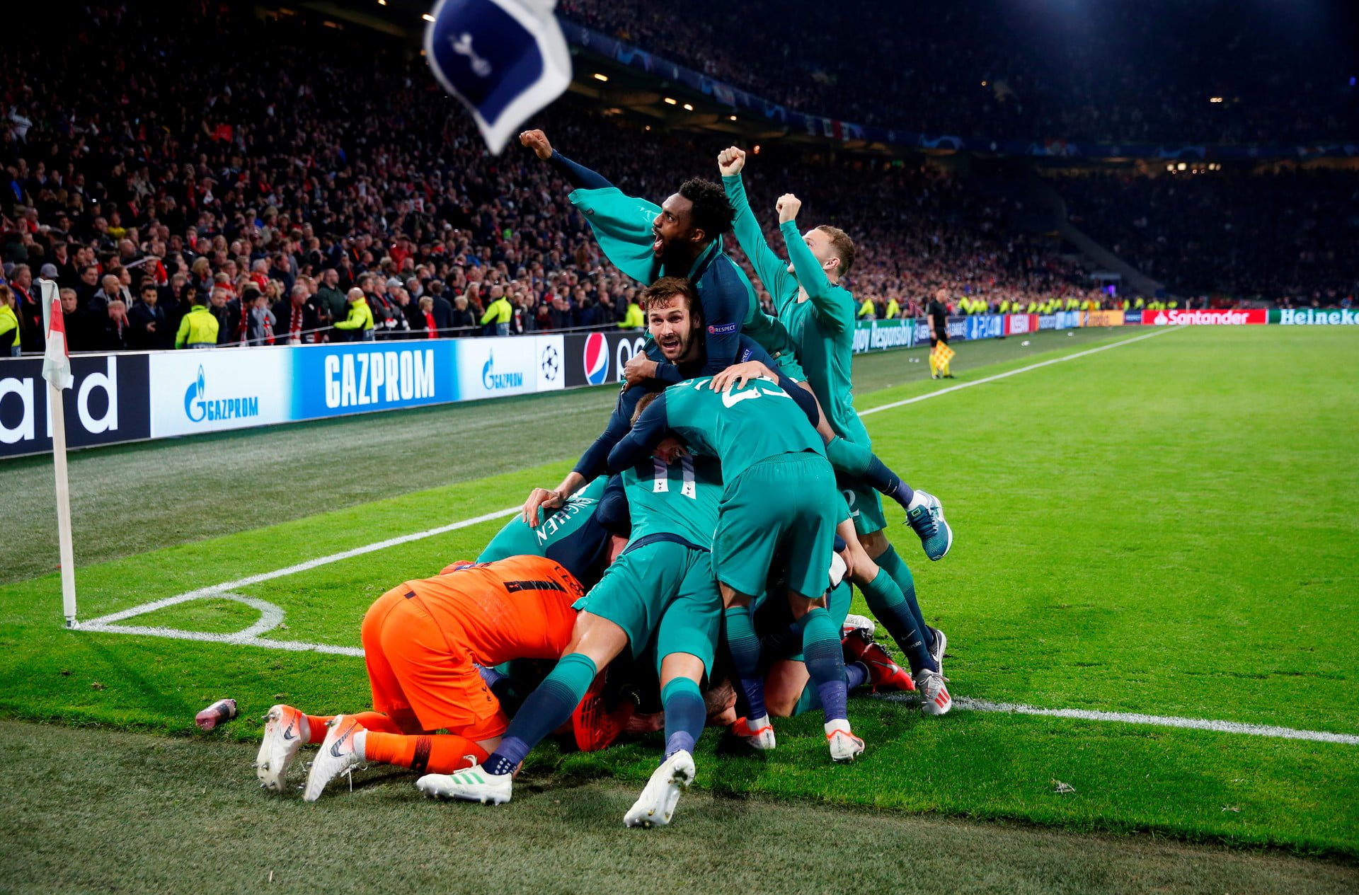 Lucas Moura hat trick Tottenham reached Champions League final