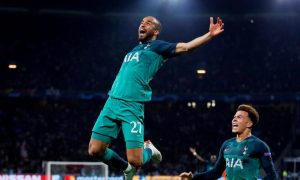 champions league,lucas moura,tottenham,lucas moura hat trick,tottenham hotspur,ajax vs tottenham,tottenham vs ajax,tottenham vs ajax champions league,tottenham vs ajax champions league 2019,champions league final,champions league final 2019,hat trick,uefa champions league semifinals,ajax tottenham highlights,uefa champions league,ajax vs tottenham highlights,lucas moura hat-trick,champions league live