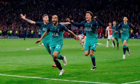 Lucas Moura hat trick Tottenham reached Champions League final