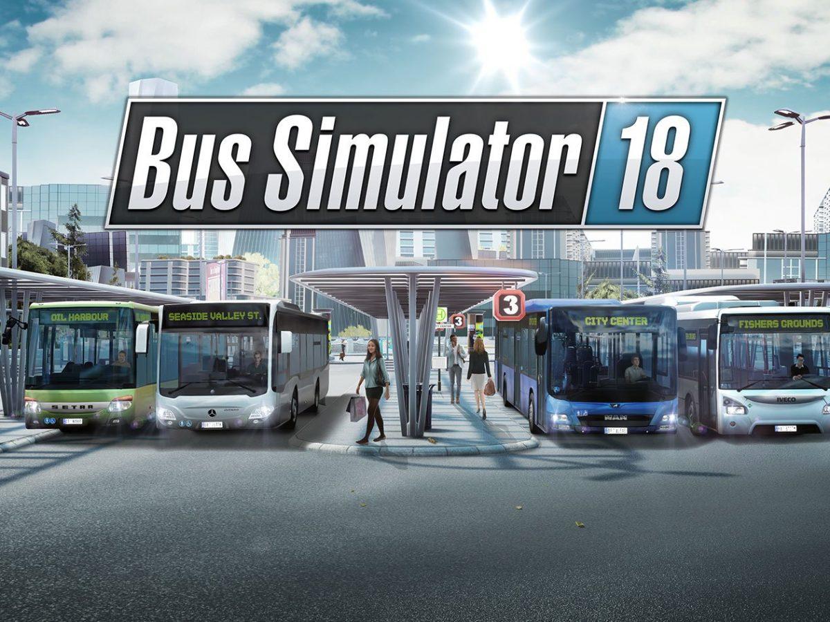City Bus Simulator 2018 Full Version Free Download Gf