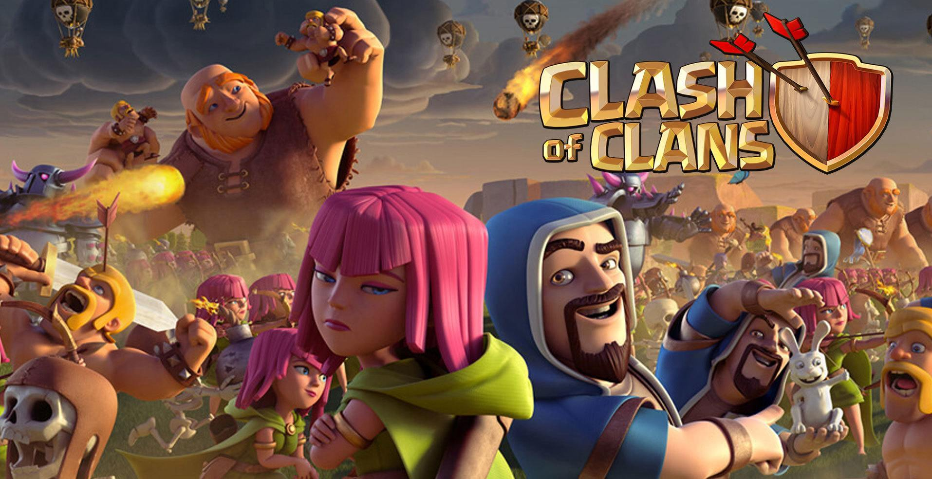 Clash of Clans ONLY WORKING Mod APK Download COC 2019