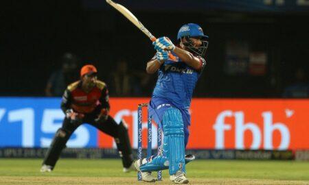 Delhi Capitals won by 2 wickets