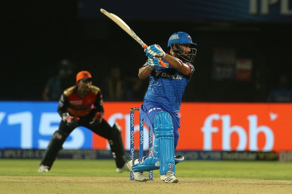 Delhi Capitals won by 2 wickets