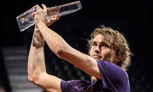 TENNIS Alexandre Zwerev won Geneva oven after a hard struggle