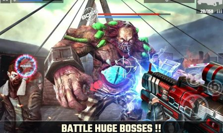 DEAD TARGET Offline Zombie Shooting Gun Games Mobile Android WORKING Mod APK Download 2019