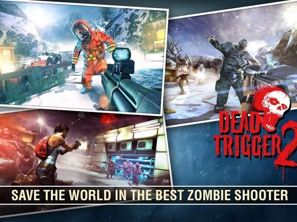 Dead Trigger 2 Zombie Survival Shooter Fps Mobile Android Working