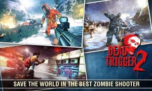 DEAD TRIGGER 2 Zombie Survival Shooter FPS Mobile Android WORKING Mod APK Download 2019