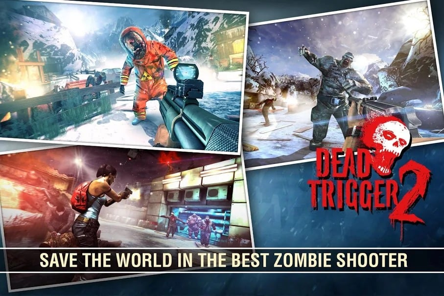 DEAD TRIGGER 2 Zombie Survival Shooter FPS Mobile iOS WORKING Mod