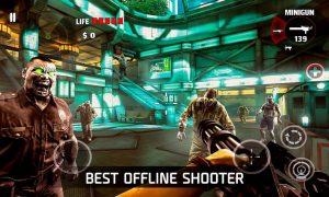 DEAD TRIGGER Offline Zombie Shooter Mobile Android WORKING Mod APK Download 2019