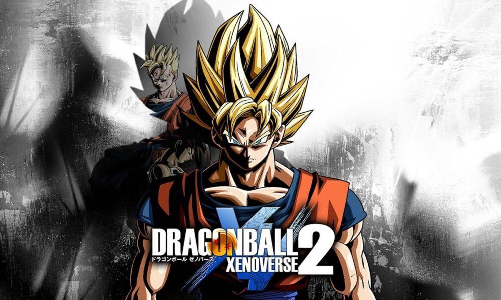DRAGON BALL XENOVERSE 2 Full Version Free Download