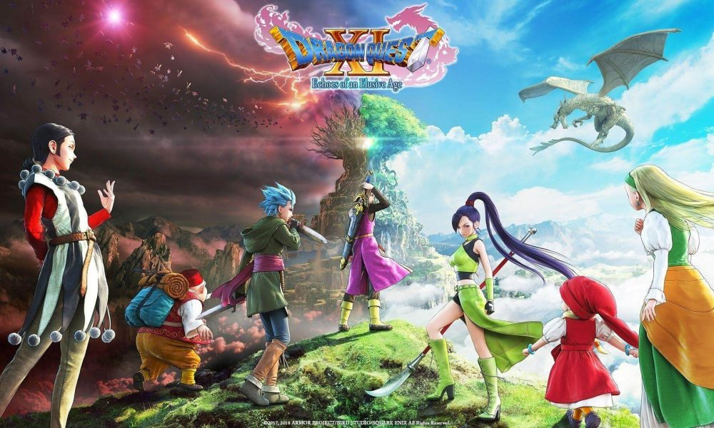 dragon quest xi part 1 Archives · FrontLine Gaming