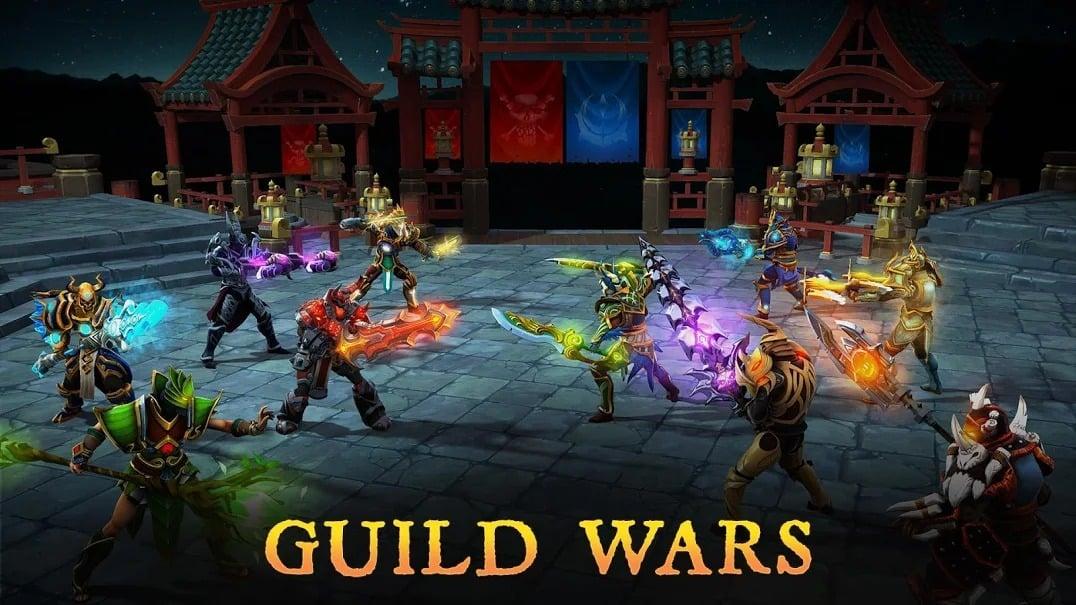 free download dungeon hunter 3 mod apk