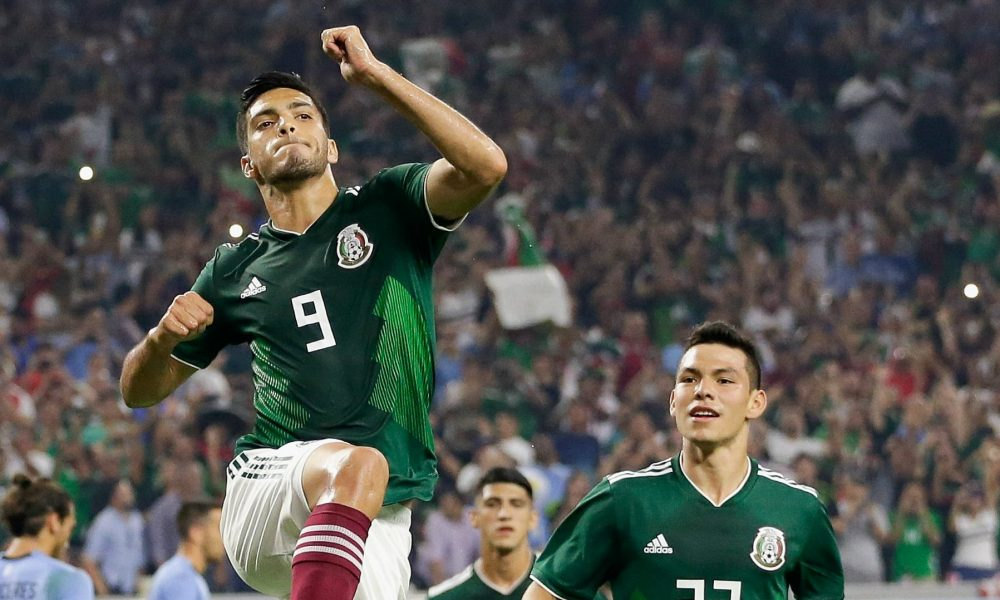 El Tri youth understands absences from Herrera