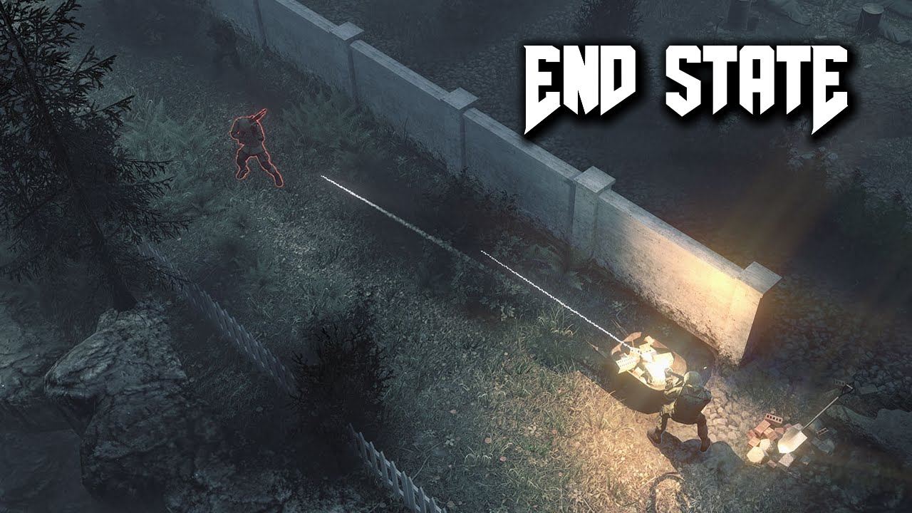 End State PS4 Full Version Free Download · FrontLine Gaming