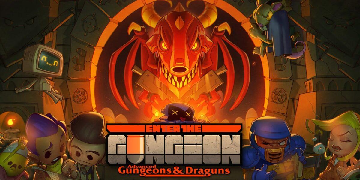 Enter Gungeon PS4 Full Version Free Download