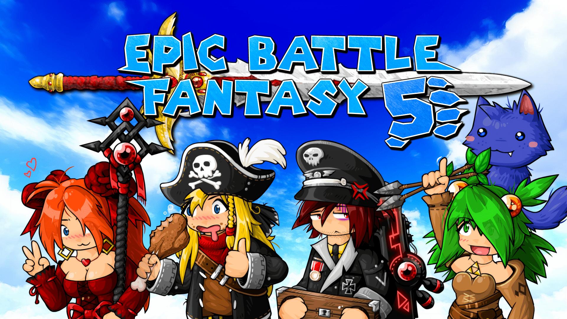 Epic Battle Fantasy 5 Full Version Free Download · FrontLine Gaming