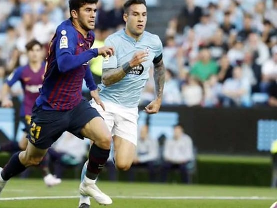 FOOTBALL Barcelona