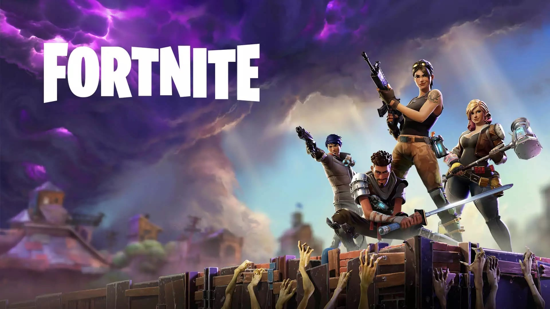 Fortnite Battle Royale Mobile Android Download