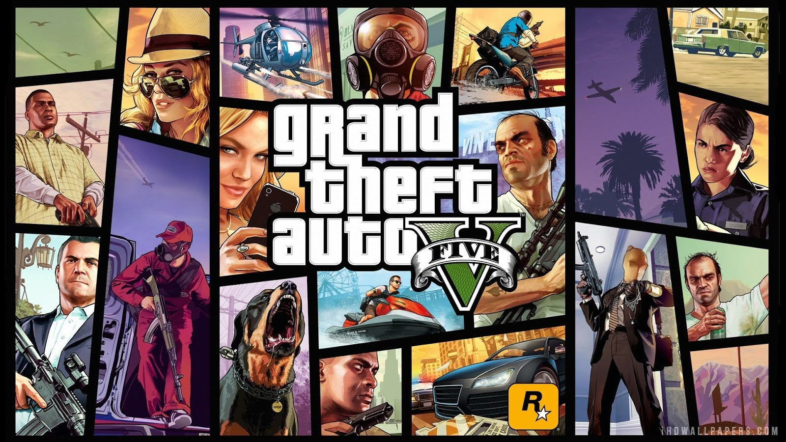 Grand Theft Auto 5 Full Version Free Download · FrontLine Gaming
