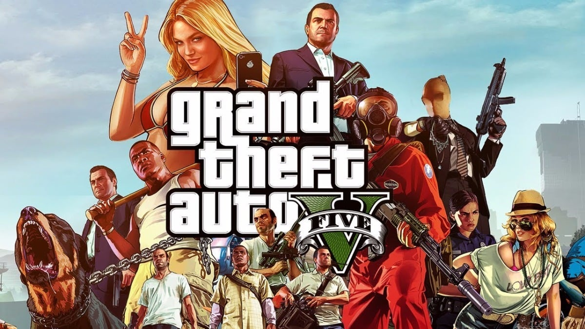 GTA 5 PC Full Version Free Download · FrontLine Gaming