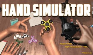 Hand Simulator Full Version Free Download