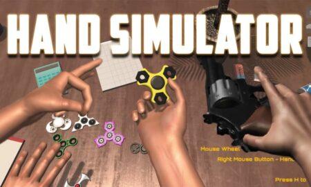 Hand Simulator Full Version Free Download