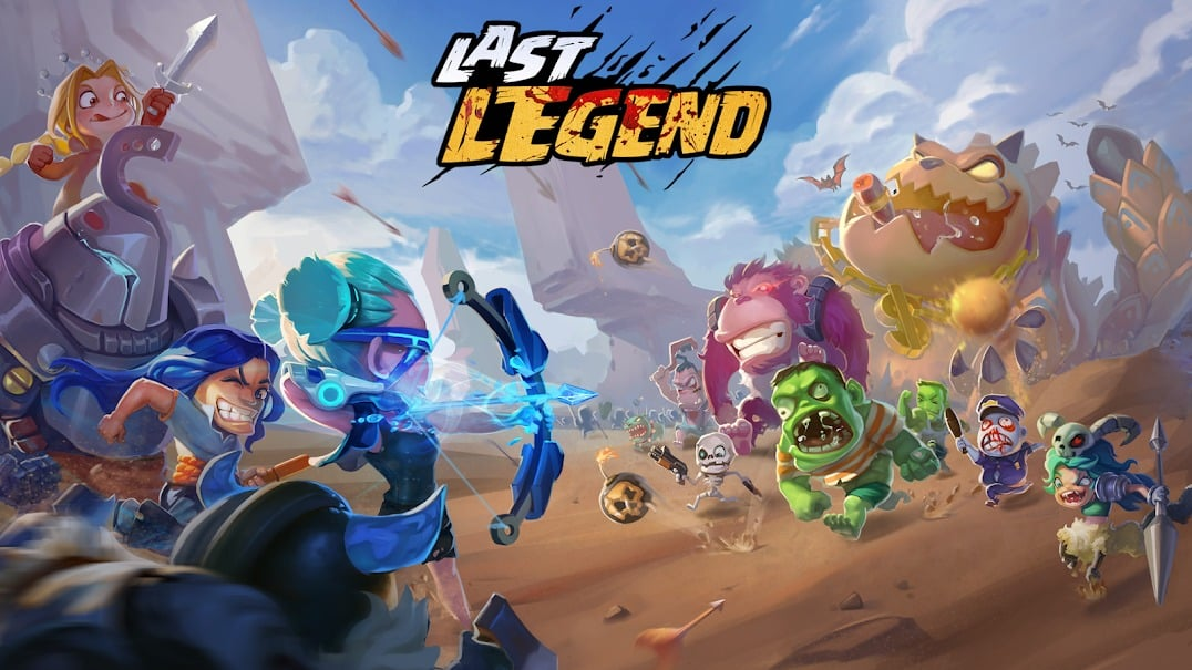 Heroes Legend Idle RPG Mobile iOS WORKING Mod Download 2019