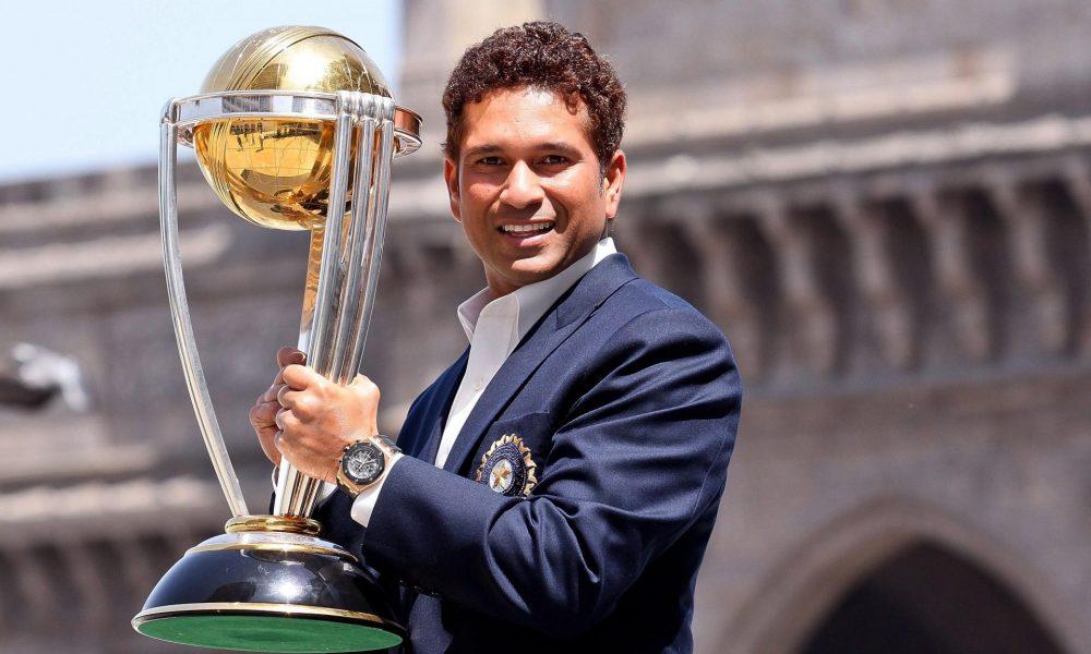 ICC World Cup 2019 Sachin Tendulkar