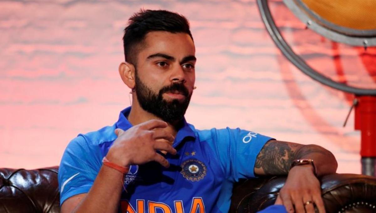 ICC World Cup 2019 Virat Kohli